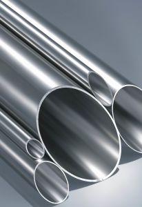 Aço inoxidável decoram o tubo (201)