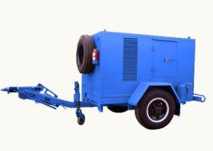 トレーラーのタイプディーゼル発電機セット