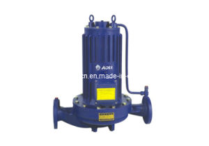 Pompa della conduttura inscatolata serie di PBG