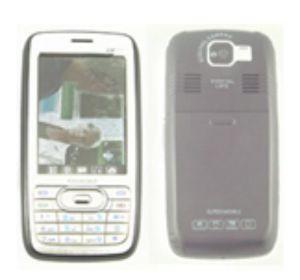 Fernsehapparat-Handy (LS-D2000+)