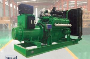 Ce keurt de Kleine Generator 200kw van het Biogas van de Macht goed
