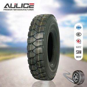 Excelente Griping 20 polegadas e capacidade de subida de Pneus de Caminhão Pesado/pneu do veículo para a área de mineração (12.00R20 RA535)