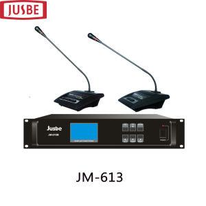 Microfono di congresso del condensatore dell'unità di sistema di congresso di discussione Jm-631