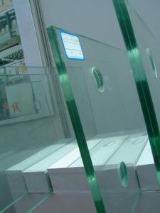 4mm/5mm/6mm/8mm/10mm/12mm/15mm/19mm Seguridad y de vidrio templado curvo