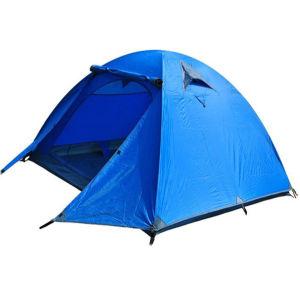 OEM Stormproof personnalisé de gros pôle d'aluminium tente de camping