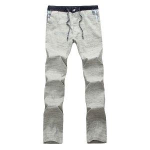 Nuovo Fashion Cotton Long Fabric Casual Pants per Men (2561)