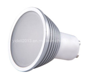 Punto ahorro de energía 12 de la luz de bulbo de Dimmable GU10 5630 SMD LED Lampen