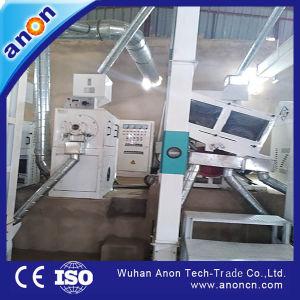 Anon mas populares Máquina de molino de arroz descascarado de equipos de procesamiento de arroz paddy la línea de producción