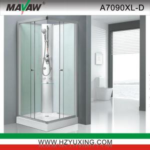 Cabina de ducha cuadrados conciso (A7090XL-D)