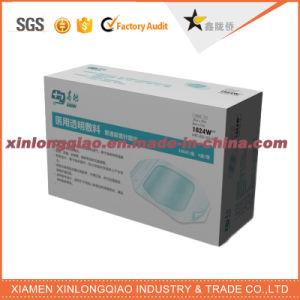 Boîte de produits pharmaceutiques de papier personnalisé pour les produits de soins de santé de l'emballage