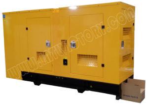 パーキンズイギリスのエンジンCe/CIQ/Soncap/ISOを搭載する110kw/138kVA極度の無声ディーゼル発電機