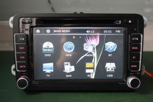 뜨거운 스페셜 2 DIN Vw Magotan, Sagita, Touran 의 골프 5, 6, Tiguan (TS7531)를 위한 7 인치 접촉 스크린 차 입체 음향 GPS