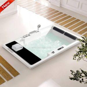 Горячая продажа отдельно стоящие ванны, встроенные массажные ванны (SF5C005)