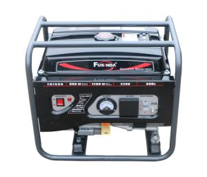 Generator-Treibstoff des Benzin-1kVA mit Saso Bescheinigung Fd1500