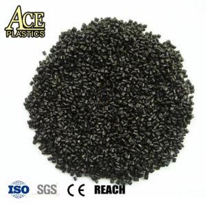 PP/PE/PVC/PC/LDPE/HDPE het plastic Pigment van de Kleur van de Vuller van de Grondstof Zwarte/Witte voor Injectie/Uitdrijving/het Blazen