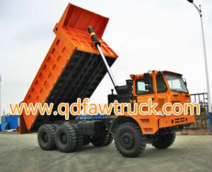 튼튼한 Faw 덤프 트럭을 채광하는 60 톤