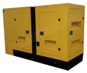 34kw Quanchai leises Dieselenergien-Generator-Set
