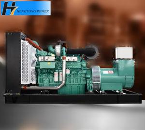 reeks van de Generator van de Aanhangwagen van de Dieselmotor 450kw 562.5kVA Yuchai de Stille