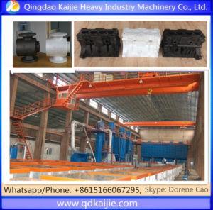 Qingdao One-Stop espuma perdida de maquinaria de fundición