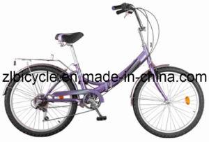 최신 판매 고품질 단 하나 속도 도시 자전거 자전거 (Zl059465)