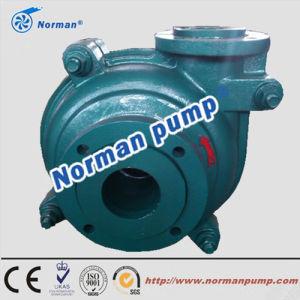 Rubber Linerの石炭Washing Slurry Pump