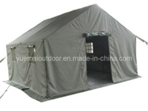 إطار جيش خيمة مع قطب نوع خيش