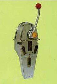 El controlador del motor de una sola palanca Morse