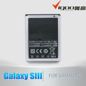 Bateria de telefone móvel para a Samsung Galaxy S3 I9300 S4 I9500