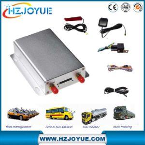 Levando a China Fabricante Rastreador GPS do veículo com suporte e monitoramento de combustível para a câmara Rastreador GPS do veículo