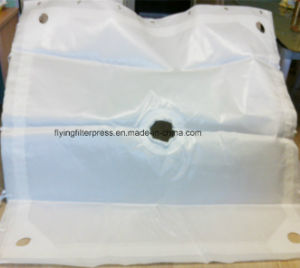 Tessuto filtrante di nylon carboniero