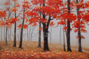 Arte astratta acrilica della pittura a olio
