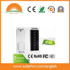 (HM-12100A-1)公園のための1つの太陽街灯の12V100W LEDすべて