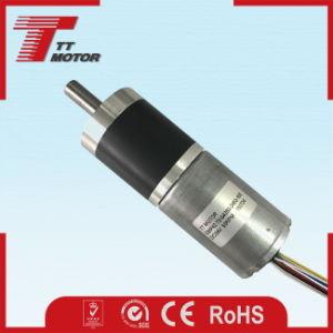 Micro de 12V sin escobillas del motor eléctrico de baja velocidad para el equipo postal