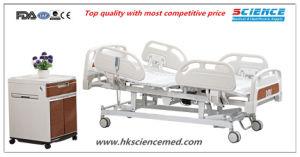 Cinco funções ICU cama hospitalar com certificado CE Eléctrico (SC-EB05)
