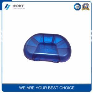Caixa de pílulas de plástico quente fábrica vender Caixa de Medicina