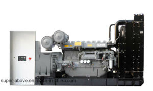 Potência Diesel de Genset pelo motor original de Perkins