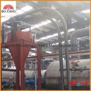 En acier au carbone ciment alimentaire Boyang/Tube en acier inoxydable convoyeur à chaîne