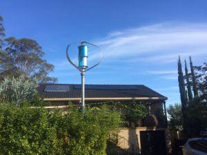 turbina di vento 400W (sistema di generatore della turbina del vento 200W -10KW)