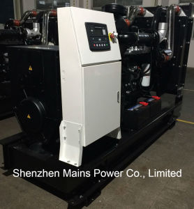 250kVA 200kwのスタンバイの定格力米国Cumminsのディーゼル発電機