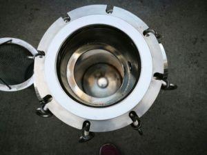 Custodia di filtro del cestino del filtro dall'acciaio inossidabile