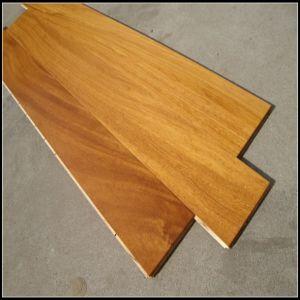 Engenharia de alta qualidade Doussie piso de madeira