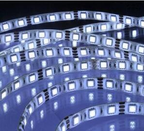 luz de tira flexible de 12V SMD 5050 RGB 30LED LED