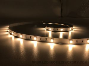 5050 Barra de luces LED resistentes al agua tira de LED flexible