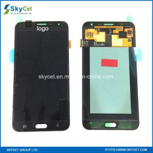 Visualización de pantalla del LCD del teléfono móvil para la galaxia J7/J7008/J700f de Samsung
