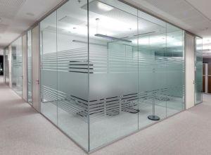 Le verre en aluminium aluminium cloisons de bureau u2013le verre en