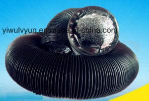 El PVC y Aluminio Foill conducto de la cosechadora