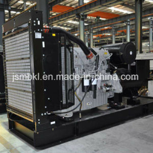 На заводе 50Гц 2000 квт/1600 квт мощности генератора с дизельным двигателем Perkins
