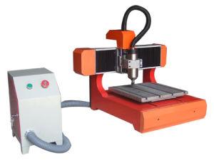 Mini CNC Router para grabado de metal blando