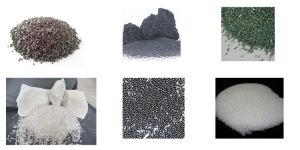 De bruine Macht van het Oxyde van het Aluminium voor het Schuurpapier van het Schuurpapier