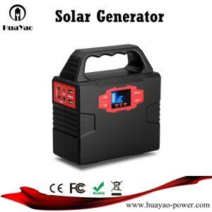 Outdoor Gerador Solar Portátil Estação de Energia da Bateria de lítio